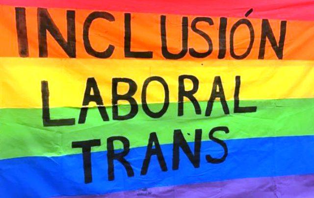 Debate sobre cupo laboral trans