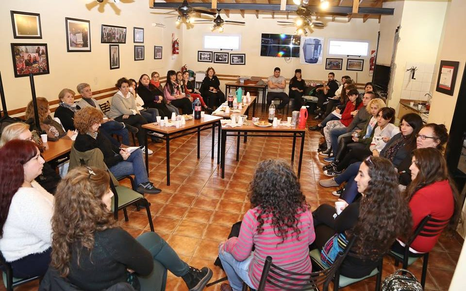 Salud Integral para las Mujeres en APUBA