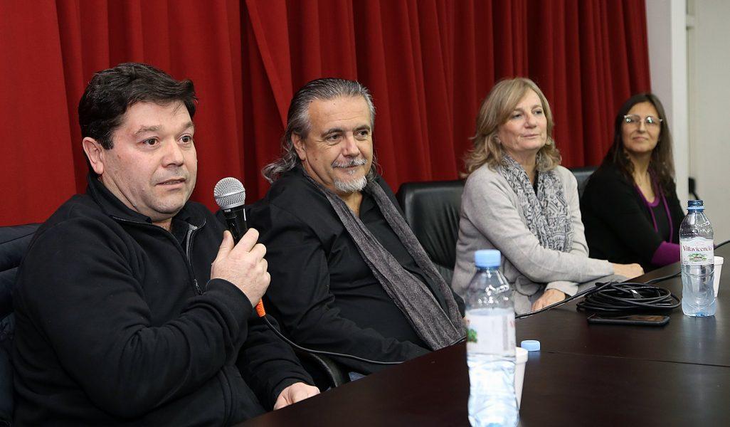 En Farmacia, Garderez asumió un cuarto mandato