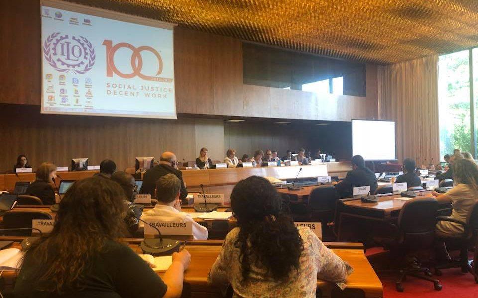 La OIT estudiará las condiciones de trabajo de la Educ. Sup. en el mundo