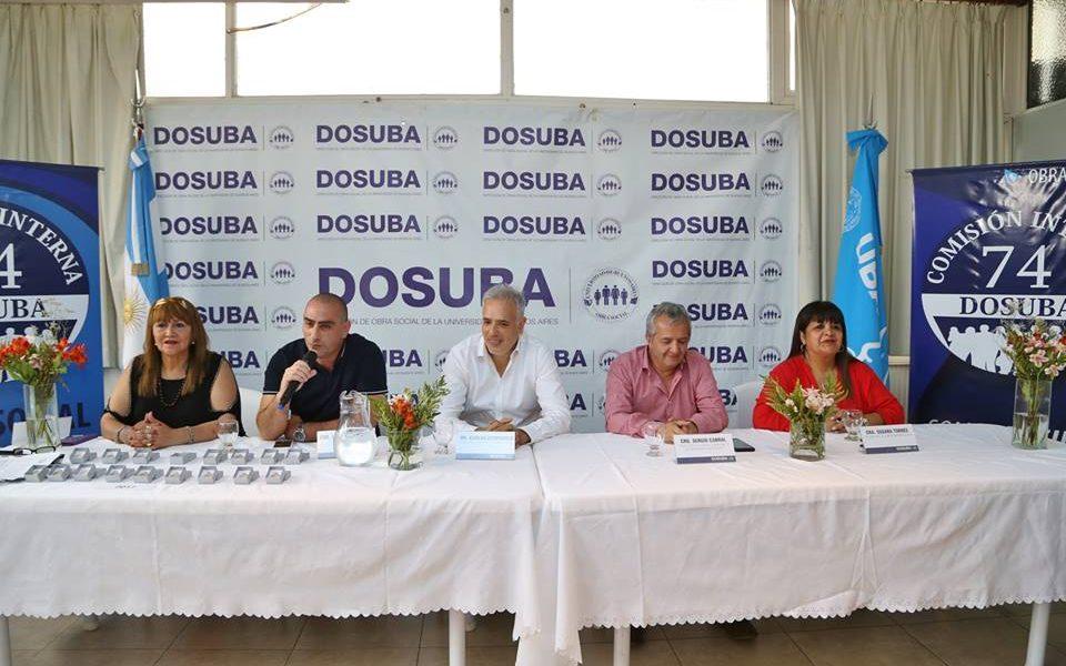 De festejo: Medallas en DOSUBA