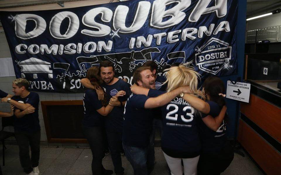 DOSUBA eligió la Unidad